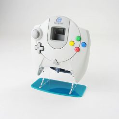 Sega Dreamcast Acrylic Controller Display Stand