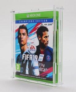 Microsoft Xbox One Game Display Case