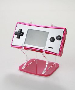 Nintendo Game Boy Micro Acrylic Handheld Console Display Stand
