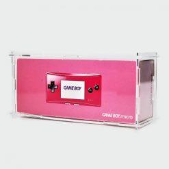 Game Boy Micro Console Case