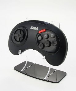 Acrylic Sega Mega Drive Infra Red Wireless Controller Display Stand