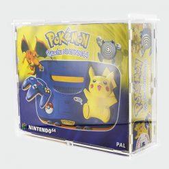 N64 Pikachu Console Case