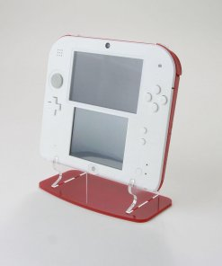 Nintendo 2DS Acrylic Handheld Console Display Stand