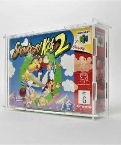 Retro N64 - Nintendo 64 Game Display Case
