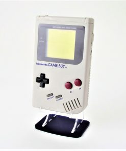 Nintendo Game Boy Original Handheld Console Display Stand