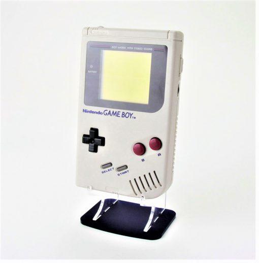 Nintendo Game Boy Original Handheld Console Display Stand
