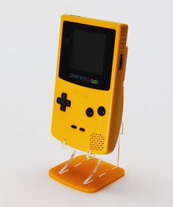Retro Nintendo Game Boy Color Acrylic Console Display Stand