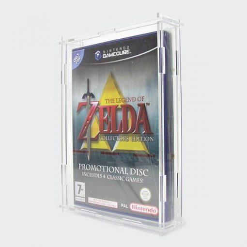 Nintendo Gamecube Game Case
