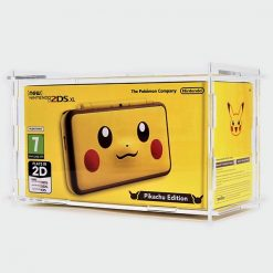 NEW Nintendo 2DS XL Large Boxed Console Display Case