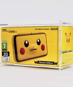 Photo of a NEW Nintendo 2DS XL Boxed Console Display Case