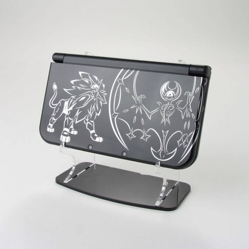 Nintendo NEW 3DS XL Display Stand in Gloss Black