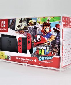 Photo of a Nintendo Switch Boxed Console Display Case