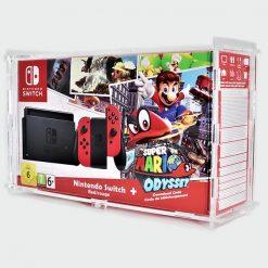 Nintendo Switch Console Case