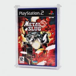 PlayStation 2 Game Case