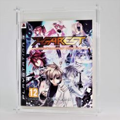 Clear Acrylic Sony PlayStation 3 Game Display case