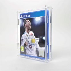 Clear Acrylic Sony PlayStation 4 Game Display Case