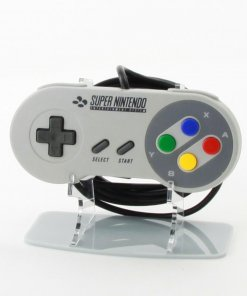 Retro SNES Super Nintendo Entertainment System Controller Stand