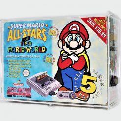 SNES Big Box Console Case
