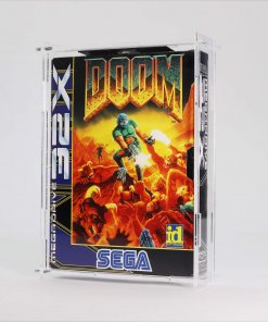 Sega Mega Drive 32X Game Display Case