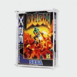 Sega 32X Game Case
