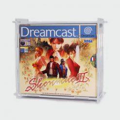 Sega Dreamcast Double Game Case