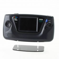 Sega Game Gear Acrylic Handheld Console Display Stand