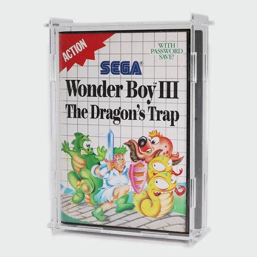 Sega Master System Game Case
