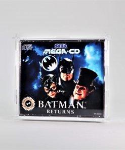 Collector item Sega Mega CD Display Case