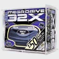 Sega Mega Drive 32X Case
