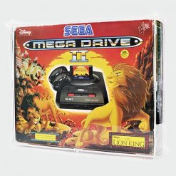 Sega Mega Drive II Boxed Console Display Case