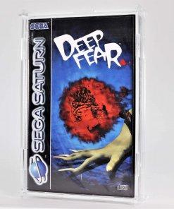 Collector item Sega Saturn Game Display Case