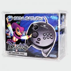 Sega Saturn Game Case