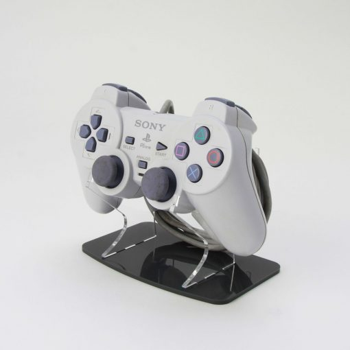 Sony PlayStation PSOne Dual Analogue Acrylic Controller Display Stand