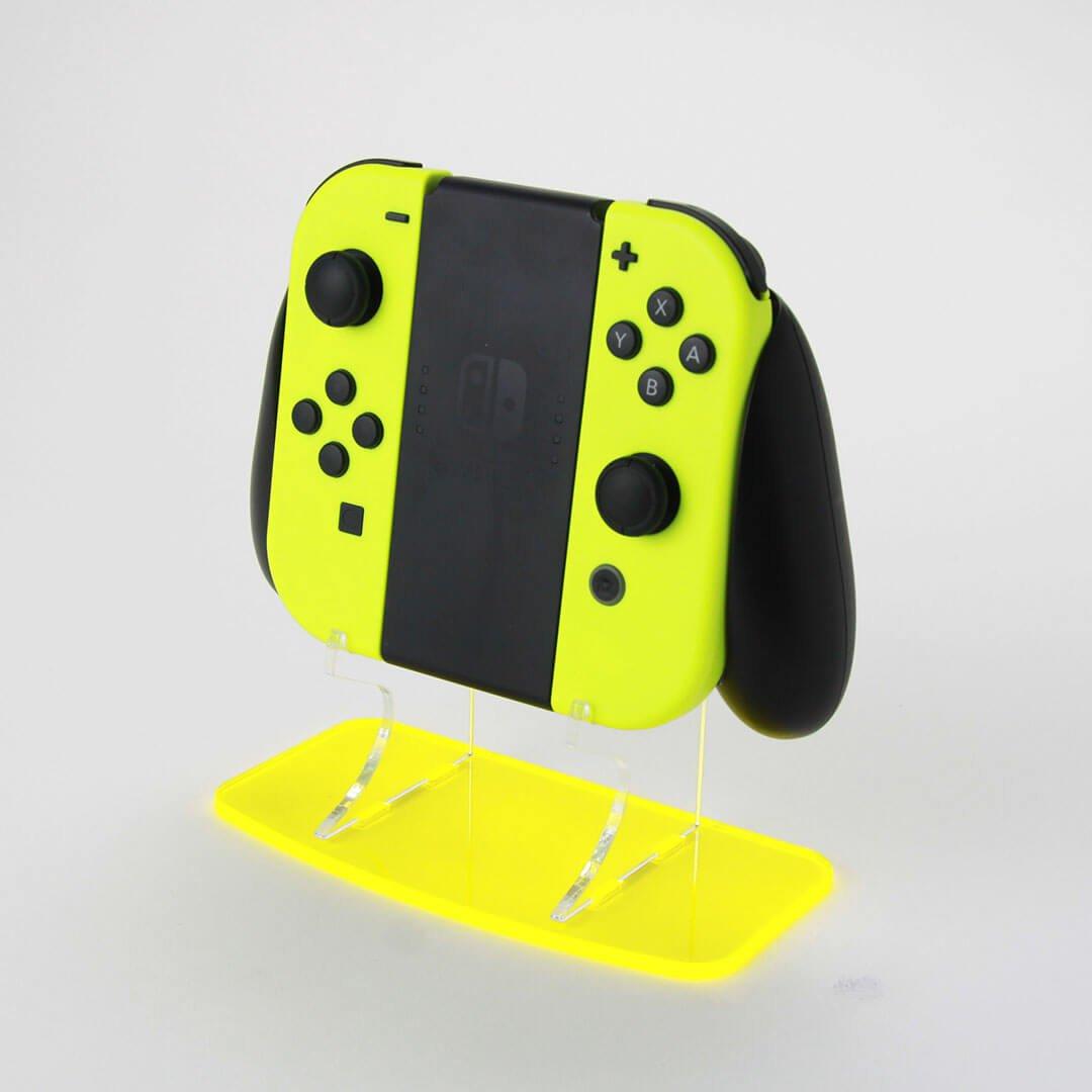 Nintendo Switch Joy Con Grip Acrylic Controller Display Stand