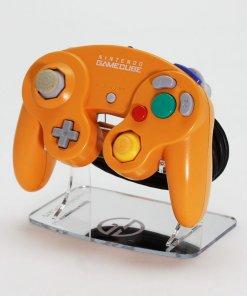 Retro Nintendo GameCube Acrylic Controller Display Stand