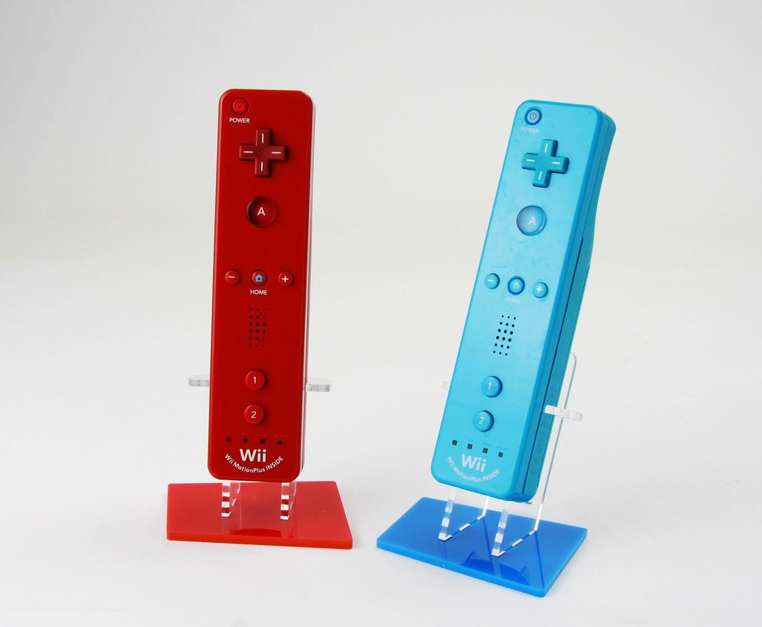 Nintendo Wii Remote Controller Stand Gaming Displays
