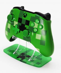 Minecraft Creeper Xbox One Printed Control Pad Stand