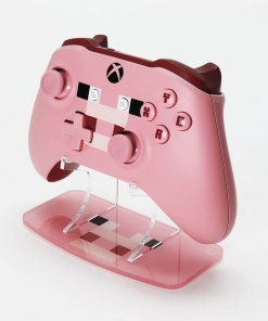 Minecraft Pig Xbox One Printed Acrylic Controller Display Stand