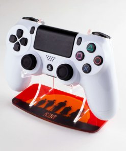 Red Dead Redemption 2 PlayStation 4 Printed Acrylic Controller Display Stand