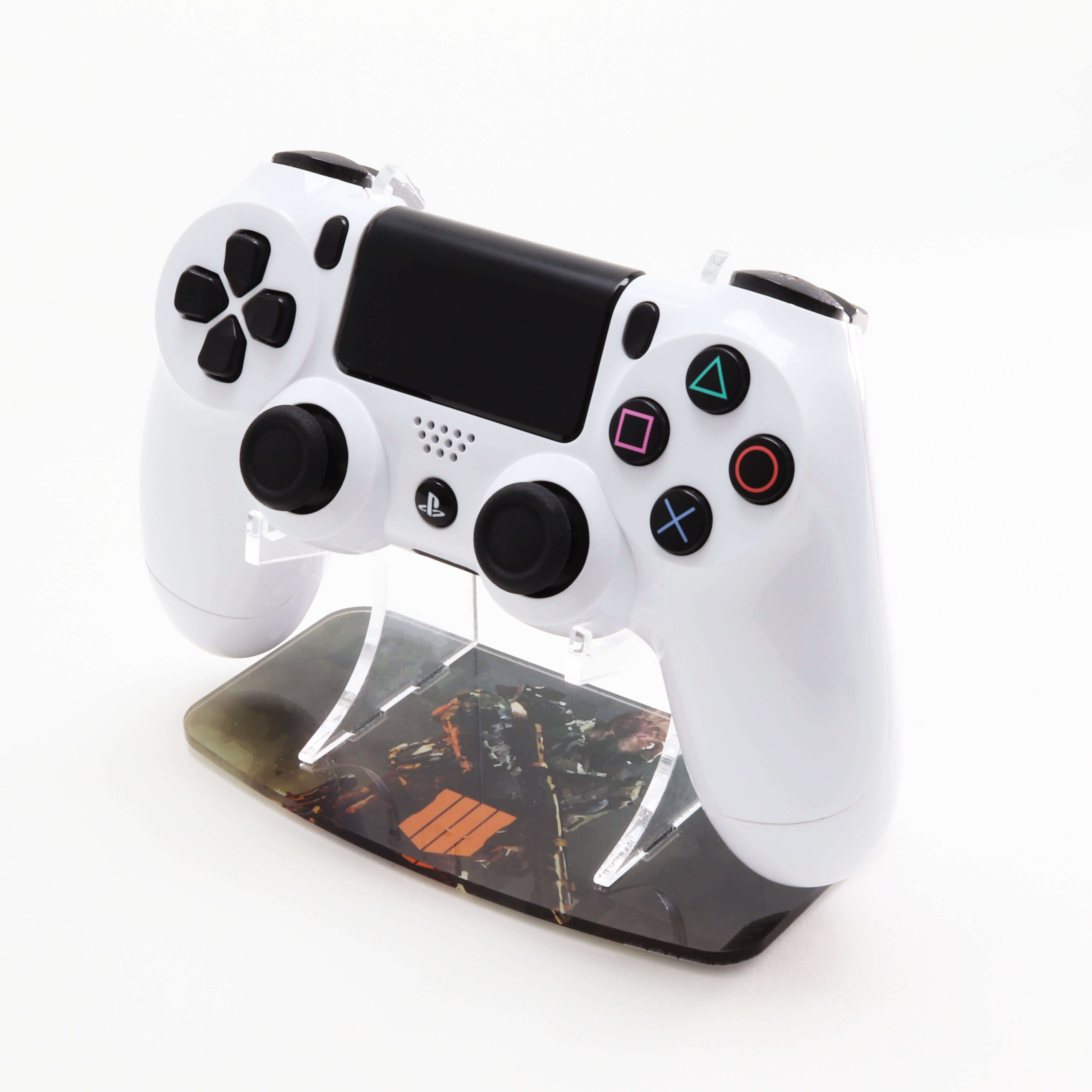 Call of Duty Black Ops 4 PlayStation 4 Printed Acrylic Controller Display Stand