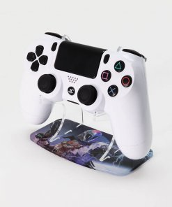 Destiny Printed PS4 Controller Stand to match Kustom Kontrollers bespoke pads