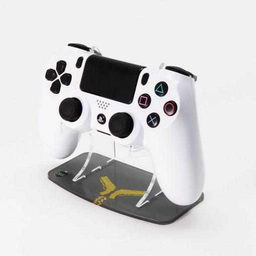 Destiny Gunslinger Printed PS4 Controller Stand to match Kustom Kontrollers bespoke pads
