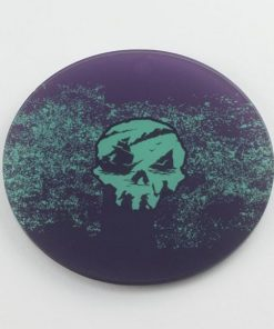 Sea of Thieves printed acrylic gaming coaster, gaming accessory