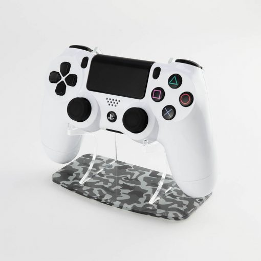 Urban Camouflage PlayStation 4 Printed Controller Stand