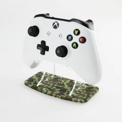 Woodland Camouflage Xbox One Printed Controller Stand