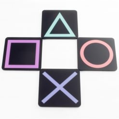 PlayStation Symbol Coasters