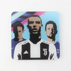 FIFA 19 Themed Printed Acrylic Gaming Coaster