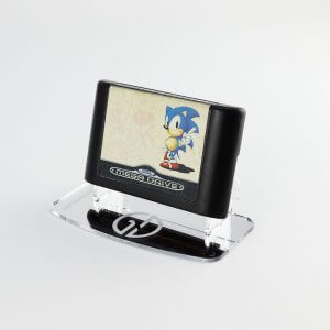 Gaming Displays Sega Mega Drive Cartridge Display Stand