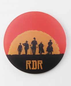 Red Dead Redemption Gaming Coaster