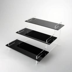 3 Tier Acrylic Display Stand